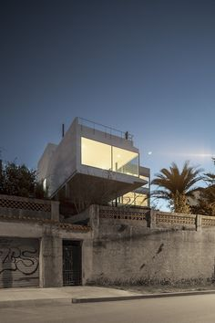 Manufactured Design by Architects - JGC House, San Cugat del valles 2012