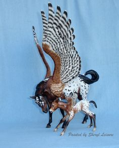 pegasus horse | Pegasus Red Shouldered Hawk
