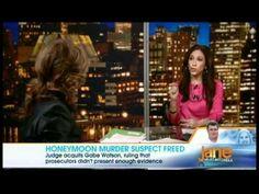 Vikki on The @jvelezmitchell Show discussing the Tina Watson honeymoon murder trial | 2012