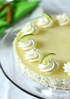 Margarita Cream Cake
