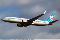 Photo KLM - Royal Dutch Airlines Boeing 737-8K2 PH-BXA