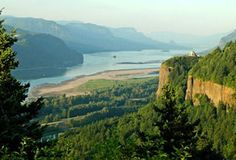 Columbia Gorge....From the Women's Forum