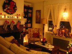 Living Room at Christmas 2010 | Flickr - Photo Sharing!
