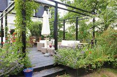Tankar från Trädgårdsmästarn: Altan - uteplats inspiration