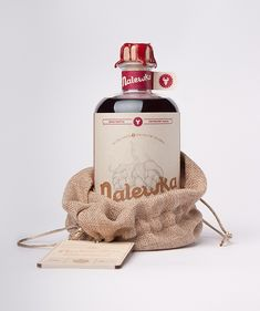 Nalewka on Behance