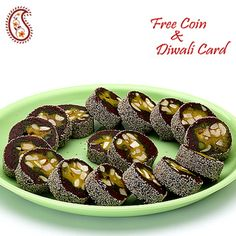 Dryfruit Anjeer Cutlet with Free Laxmi Ganesh Coin