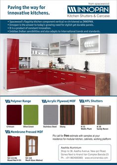 its full discription about kitchen shutter, quality, and types of shutters