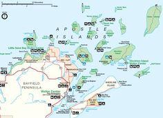 apostle islands lighthouses   Apostle Islands. Lake Superior, Wisconsin