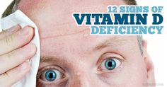 Vitamin D deficiency is a common problem among people of all ages and sexes all over the world. More than of American adults and of the teenagers in USA and Europe have problems with the deficiency of this vitamin. Health And Nutrition, Health And Wellness, Health Tips, Benefits Of Vitamin A, Fitness Diet, Health Fitness, Vitamins For Skin, 12 Signs, Natural Healing