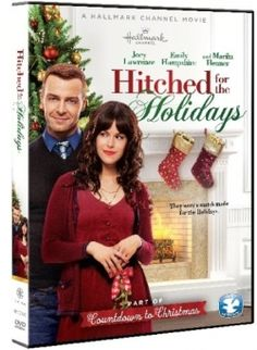 Hitched for the Holidays is a Hallmark Channel Countdown to Christmas movie from 2012. #hallmark #christmasmovies - haven't heard of this one but I watched a hallmark movie last year and I loved it so I could give this one a try too.
