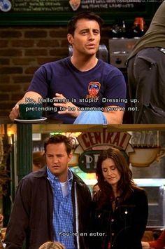 Joey's logic…