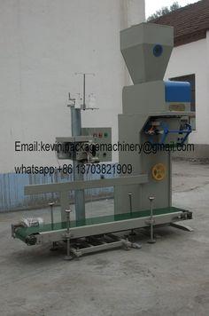 25kg flour packaging machine/animal pellet packing machine/animal feed packaging machine