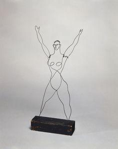 Acrobat (1929) / by Alexander Calder