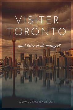 Vous vous apprêtez à visiter Toronto? Cet article est un petit guide sur que faire à Toronto et surtout quels quartiers visiter à Toronto. Vous y trouverez également une petite liste de mes bonnes adresses à Toronto.  #visitertoronto #toronto #voyagetoronto #torontocanada