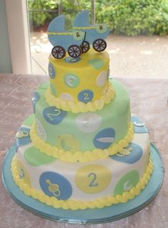 5 Hot Baby Shower Cakes Ideas for 2012/2013   Baby Shower ...
