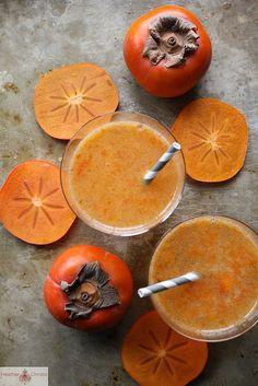 Persimmon Pear Caprese Toast Recipe — Dishmaps
