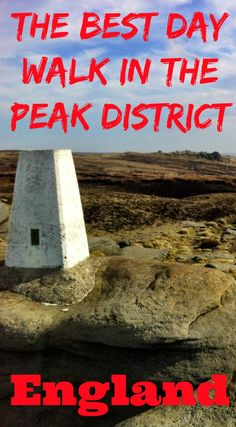 The Kinder Scout circuit is the best day walk in the Peak District in my opinion, and probably one of the best day hikes in all of England. Read all about it here.