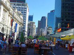 Celebrating Auckland's 175th anniversary (25.01.2015), New Zealand (by LaNich)