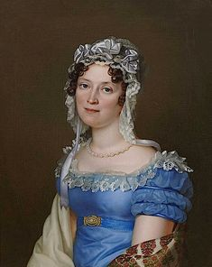 Katharine Sophie Friederike Dorothee de Württemberg by Franz Seraph Stirnbrandt (auctioned by Neumeister)