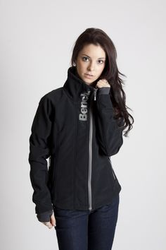 Style Trend Clothiers - Bench Tona Jacket in Black, $135.00 (http://www.styletrendclothiers.com/bench-44842/)