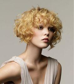 Lovely Short-Medium Curly Hair Styles | Naturally Curly Hair Styles | Curly Hair Cuts | Hair Care Products