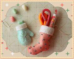 Christmas Ornaments - Free Tutorial