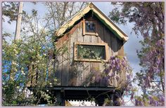 The Cubby House. by chriseagle, via Flickr