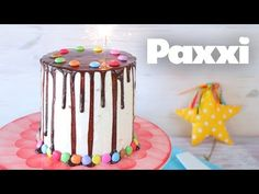 Birthday Cake, Sweets, Candy, Cooking, Desserts, Recipes, Food, Youtube, Kitchen
