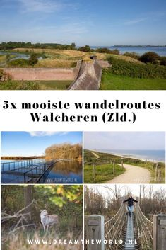 Wandelen Walcheren   dit zijn de 5 mooiste wandelroutes! Places To Travel, Places To Visit, Photography Storytelling, Holland Netherlands, Staycation, Dom, Beautiful Places, Hiking, World