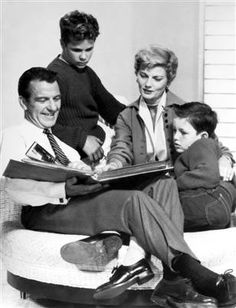 Leave It to Beaver -Oct. – June on CBS/ABC Universal Television Starring:Barbara Billingsley Hugh Beaumont Tony Dow Jerry Mathers Hugh Beaumont, Tony Dow, Moral Panic, What Is Family, Tv Moms, Leave It To Beaver, Family Structure, Helping Children, Old Tv Shows