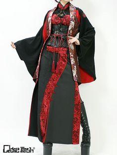 QutieFrash official on in 2020 Harajuku Mode, Harajuku Fashion, Cosplay Outfits, Anime Outfits, Japanese Fashion, Asian Fashion, Kimono Fashion, Fashion Outfits, Style Lolita