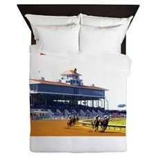 ellis park Queen Duvet for