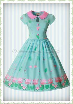 Die 47 besten Bilder von Kleid   Cotton, 1950s dresses und 50s dresses e1c1675b46
