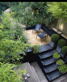 Create a garden oasis...