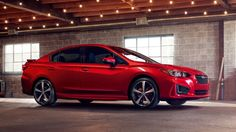 2017 Subaru Impreza: First Look