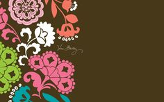 lola wallpaper vera bradley - Google Search