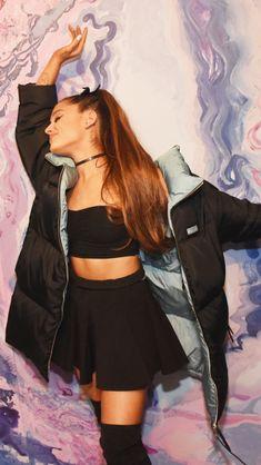 only ariana - Lexi Fletcher - Ariana Grande Fotos, Ariana Grande Images, Ariana Grande Outfits, Ariana Grande Cute, Mode Disco, Ariana Grande Sweetener, Ariana Grande Wallpaper, Femmes Les Plus Sexy, Dangerous Woman