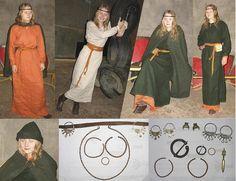 Скандинавская обувь 11 век