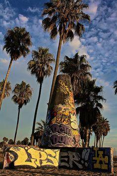 Local Art - Venice Beach, California