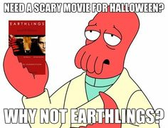 Need a scary movie for Halloween?