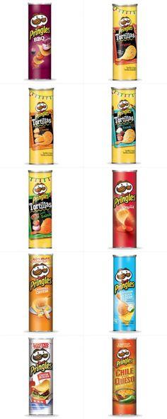 My Picks: Favorite Pringles Flavors #Fave391386