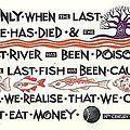 We cannot eat money