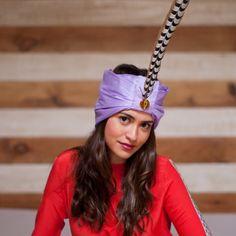 Los turbantes más especiales www.ruevintage74.com