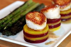 How to Perfectly Pan Sear Scallops. Scallops are most flavorful when well browned. This recipe will steer you to the perfectly seared scallops.