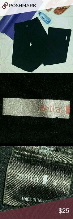 Zella | Netflix-n-Chill Yoga Pants Great yoga pants or just for relaxing Zella Pants Track Pants & Joggers