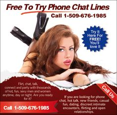 Red hot chat line number