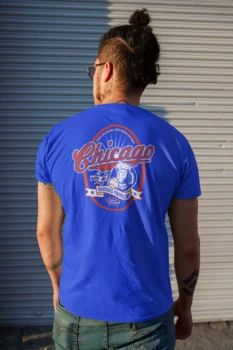 Smack Apparel ~ Products ~ Chicago Pro Baseball Shirt | Buy Fan Gear for Chicago Baseball | Chicago a Drinking Town with a Baseball Problem ~ Shopify Chicago Baseball, Chicago Cubs Fans, Pro Baseball, Baseball Shirts, Buy Fan, Fan Gear, Drinking, Mens Tops