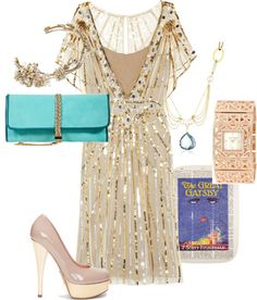 Great Gatsby Party outfit