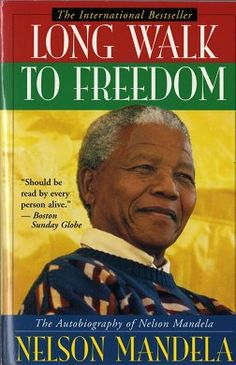 """Nelson mandela long walk to freedom essay intro Free Nelson Mandela papers, essays. Nelson Mandela - Introduction """"I was not born with the hunger to be free. Reading Lists, Book Lists, Reading Stories, Books To Read, My Books, Long Books, Lord, African History, Great Books"""