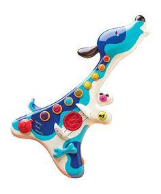 Another great find on #zulily! Woofer Guitar by Battat #zulilyfinds